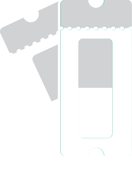 Icon of two tickets
